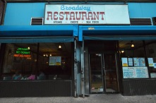 Broadway Restaurant, New York, NY. July 2015. (c) Gabrielle Lipner