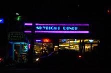Skylight Diner, New York, NY. December 2015. (c) Gabrielle Lipner