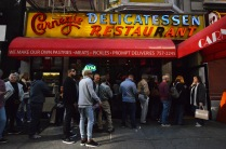 Carnegie Deli (may it rest in peace), New York, NY. (c) Gabrielle Lipner