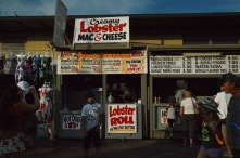 Lobster stand, Syracuse, NY. August 2016. (c) Gabrielle Lipner