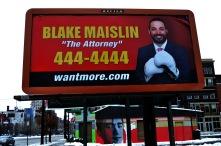 """The Attorney"", Cincinnati, Ohio. February 2015. (c) Gabrielle Lipner"